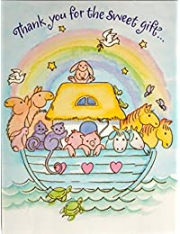 40 Noahs Ark Thank You Cards BOBEBE Online Baby Store From New York to Miami and Los Angeles