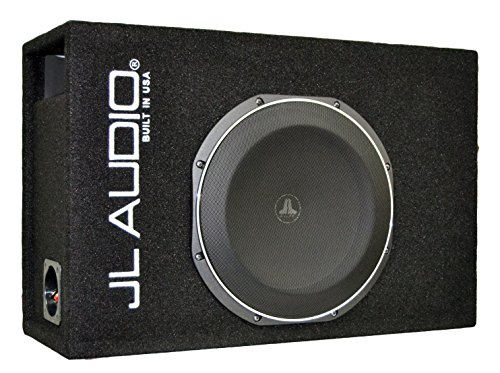 "CP112LG-TW1 - JL Audio Microsub Ported Enclosure with 1 12"" TW1 Subwoofer"