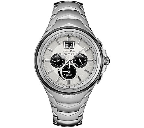 Seiko-Mens-Coutura-Stainless-Steel-Big-Date-Date-Chronograph-Watch