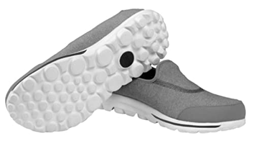 8610611b4f3 Image Unavailable. Image not available for. Colour  Skechers Performance Womens  Go Walk-Glitz Slip-On Walking Shoe ...