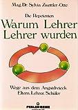 img - for Warum Lehrer Lehrer wurden (Perlen-Reihe) (German Edition) book / textbook / text book