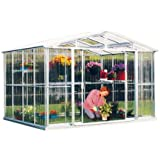 DuraMax Model 80111 8x6 Stronglasting Polycarbonate Greenhouse