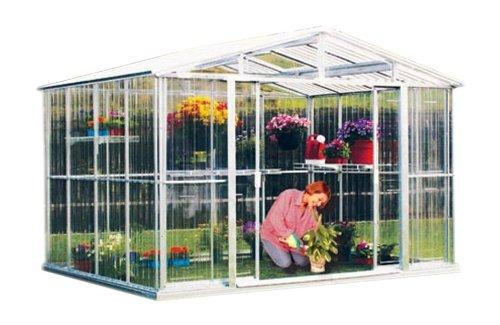 Plastic Greenhouse Glass - 8