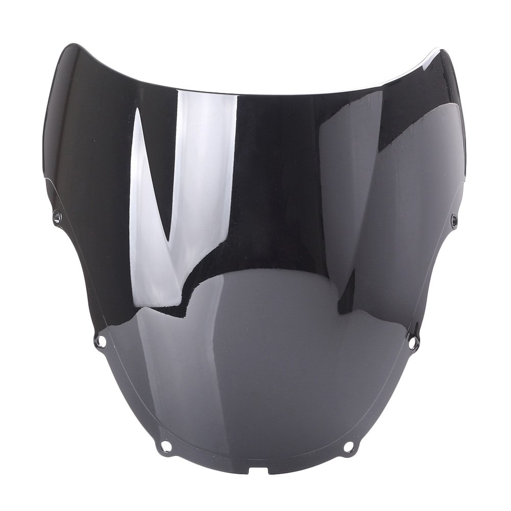 GZYF Windshield Motorcycle Front Windscreen for Honda CBR600 F4 1999 2000