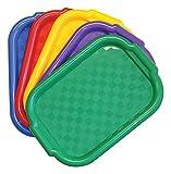 Jack Richeson 400995 Multi Color Art Trays (Set of 5)