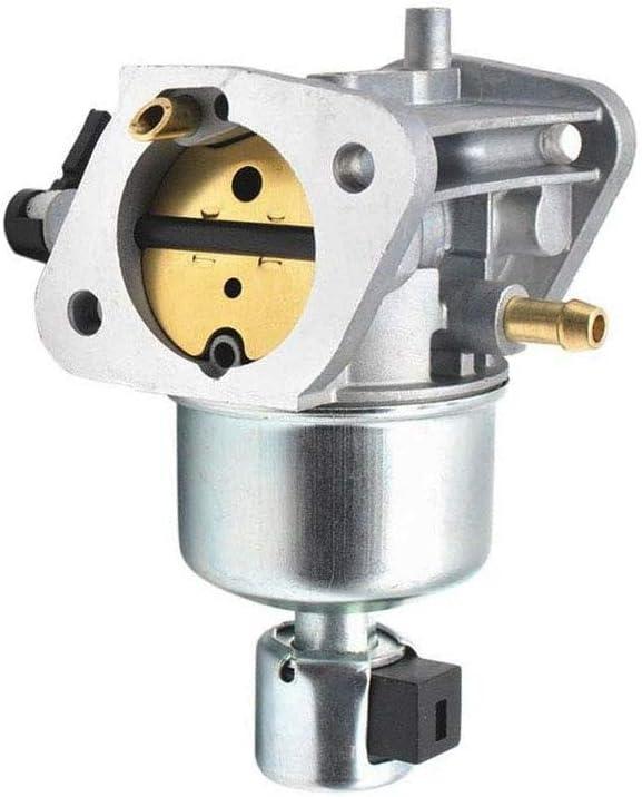 15004-7052,15004-0986,15004-0828 HuthBrother 15004-0984 Carburetor With 11013-7047 11013-0726 Air Filter Kit Compatible with Kawasaki Fits Specific FR730V FS730V FR651V FS651V Engine 15004-0826