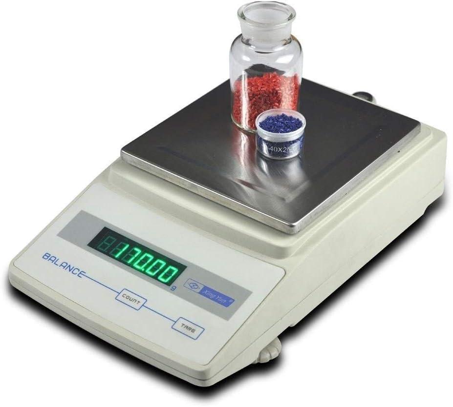 lqgpsx 5000g/0,01g balanzas electrónicas Digitales de Laboratorio balanzas de joyería electrónicas analíticas de precisión balanza de precisión de Cocina