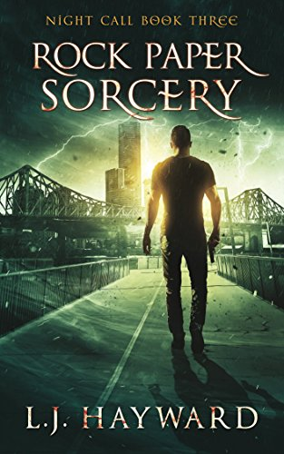 Rock Paper Sorcery (Night Call Book 3)