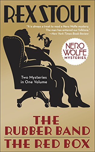 The Rubber Band/The Red Box 2-in-1 (Nero Wolfe) -