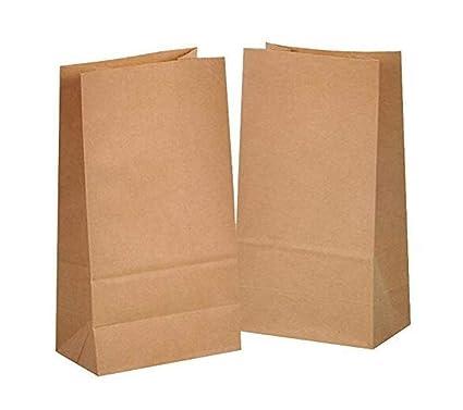 exquileg 30 x Bolsas de papel Papel de bolsa bolsas de papel ...