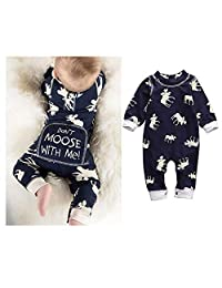 260c2ac62 Baby Girls One-Piece Rompers
