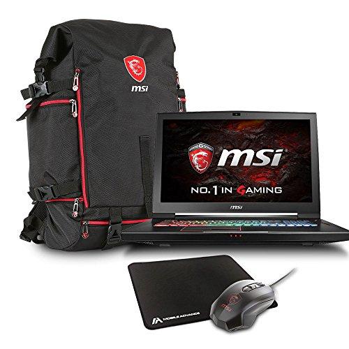 MSI GT73VR TITAN-427 VR-Ready 17.3