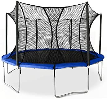 JumpSport SkyBounce XPS Trampoline with Enclosure