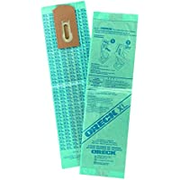 Oreck Commercial PK800025 THQQOP Upright Vacuum Disposable Bag, For Upright Vacuum, Pack of 50