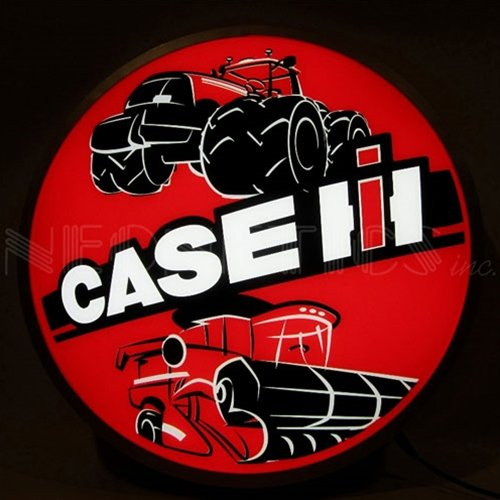 Neonetics Case IH International Harvester Tractors Backli...