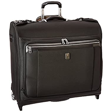 Travelpro Platinum Magna 2 50 Inch Express Rolling Garment Bag, Black, One Size
