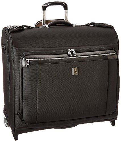 Travelpro Platinum Magna 2 50 Inch Express Rolling Garment Bag, Black, One Size by Travelpro