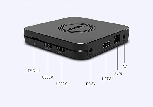 Android 9.0 TV Box S905X2 Android Box 2GB RAM 16GB ROM S905X2 Cortex-A53 Smart TV Box USB 3.0 2.4Ghz WiFi 3D 4K Streaming Media Player: Amazon.es: Hogar