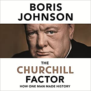 The Churchill Factor Hörbuch