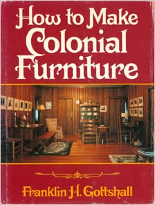 how to make colonial furniture - How To Flip Furniture