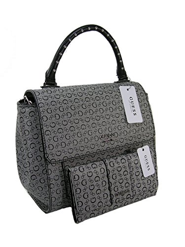 New Guess G Logo Purse Crossbody Bag   Wallet Set 2 Piece Matching ... fcd40f702eed3