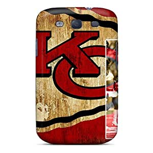 New ActwU5338yDBqb Kansas City Chiefs Tpu Cover Case For Galaxy S3