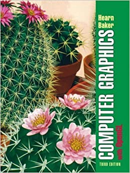 Computer Graphics with OpenGL (Pie) by Hearn, Donald D., Baker, M. Pauline (2002)