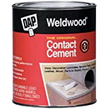 Dap 00271 Weldwood Original Contact Cement, 1-Pint
