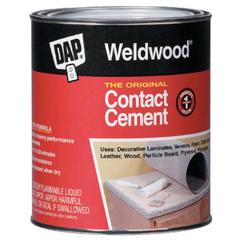 Dap 00271 Weldwood Original Contact Cement, 1-Pint 51RIGThOjBL