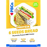 The Protein Bread Co. 6 Australia Seeds Protein Bread Mix 350 g, 350 g