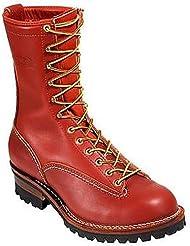 Wesco Mens Jobmaster 10 Boots