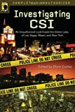 Investigating CSI, , 1932100938