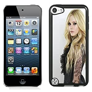 Designed For Ipod Touch 4 Case Cover Avril Lavigne Blond Phone