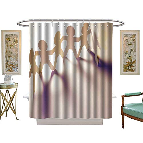 luvoluxhome Shower Curtains Mildew Resistant Team of for sale  Delivered anywhere in USA