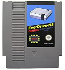 Everdrive N8 flash game card for Nintendo Entertainment System NTSC