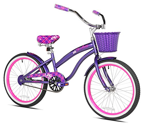 cutest 20-inch Purple Bike for Girls