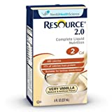 RESOURCE 2.0 LIQ FORM VANLLA Size: 27X8 OZ
