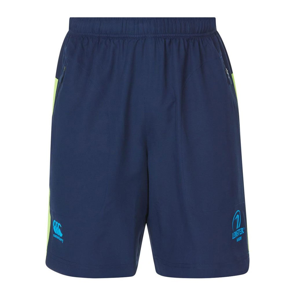 Leinster Rugby Vapodri Woven Gym Shorts 17/18 Canterbury