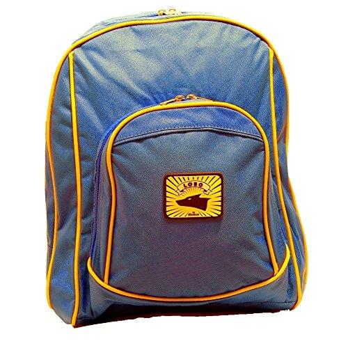 Lobo Blue Childrens School Backpack