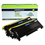 brother 2070n printer - GREENCYCLE 2 Pack TN350 TN-350 Black Toner Cartridge for use with Brother HL-2040, HL-2070N, FAX-2820, FAX-2920 Printers