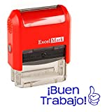Stop writing and start stamping! Our Spanish rubber stamps, made especially for teachers, are a fast and fun way for teachers to communicate with students and parents. Our teacher rubber stamps include practical messages and motivational phra...