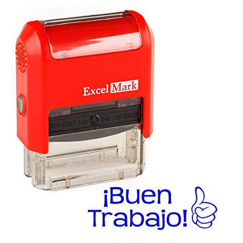 Spanish Teacher Stamp - BUEN TRABAJO