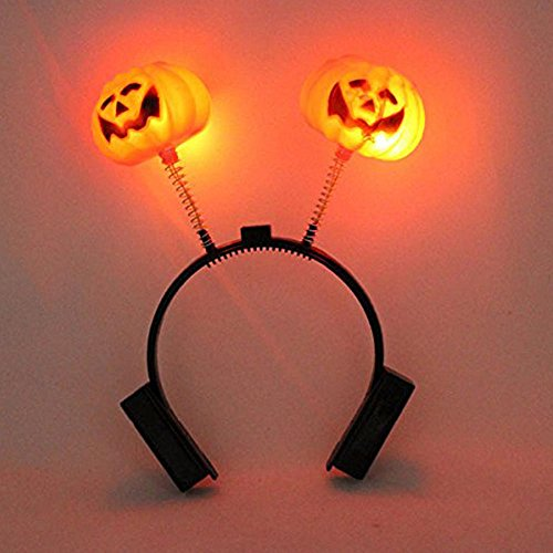Operated Flashing Headdress Halloween Electronics