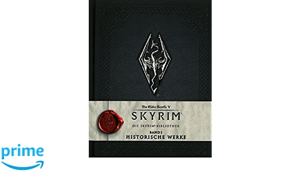 The Elder Scrolls V: Skyrim: Die Skyrim-Bibliothek, Teil 1 ...