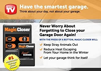 Automatic Garage Door Closer Image