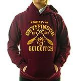 Property Of Gryffindor Quidditch Team KIDS Hooded Sweatshirt Jumper
