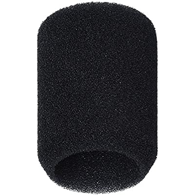 shure-a85ws-black-foam-windscreen