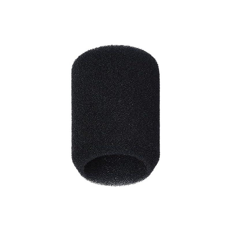 Shure A85WS Black Foam Windscreen for SM