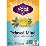 Yogi Herbal Teas, Relaxed Mind 16 ea