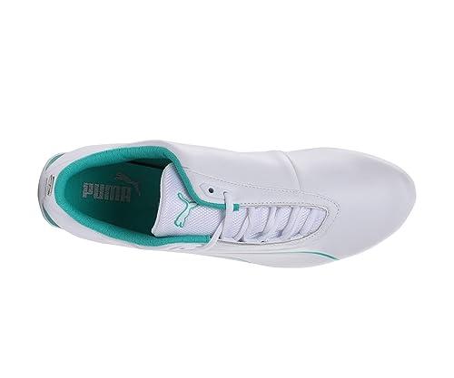 0694f172e898 Puma Unisex MAMGP Future Cat White Sneakers-10 UK India (44.5 EU ...
